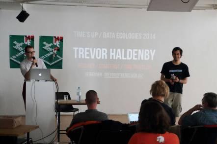 DE14 - Trevor Halden