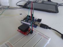 RFID Reader as input in the Arduino
