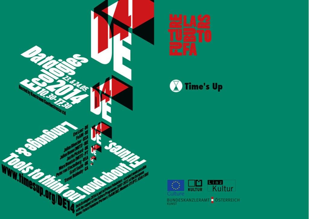DE14 - Booklet Cover