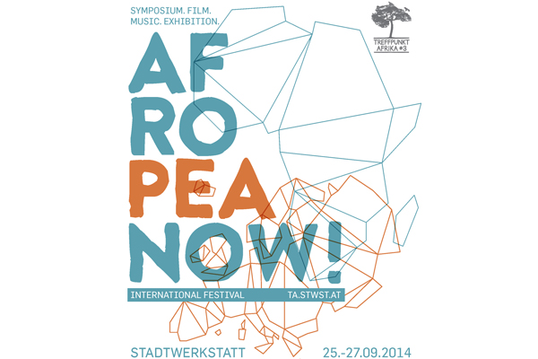 Afropea Now - Booklet