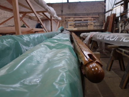 Need oil to protect wooden spars
