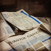 TurntonGazette_Arrival