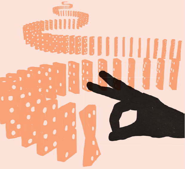 PLAY - Illustration by Silke Müller